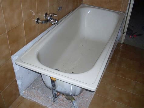 cambiare la vasca da bagno sostituire la vasca da bagno