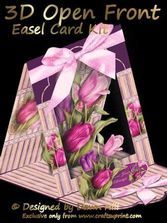 Open Book Easel Card Template by 17 Best Ideas About Gift Card Bouquet On Paper