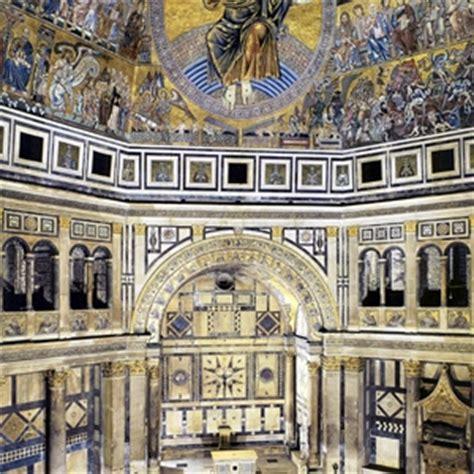 battistero firenze interno chiese tuscanysweetlife