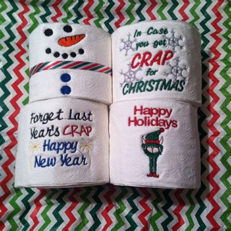 embroidery gifts 45 best silhouette toilet paper images on