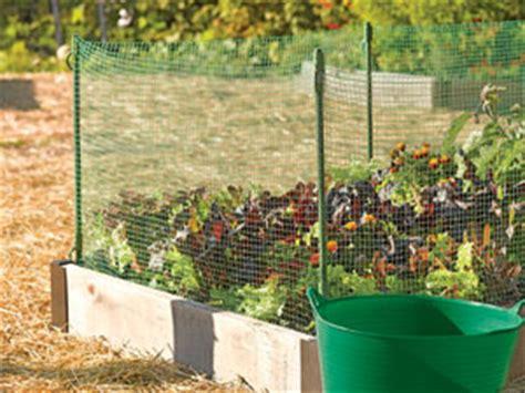garden fencing   animals  gardeners supply