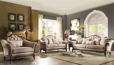 bonaventure park living room set 19359 3 homelegance