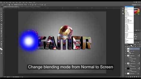 tutorial pop out logo tutorial on how to make a pop out text gaming logo in