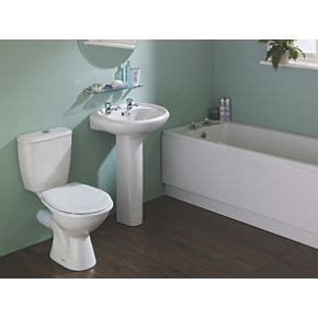 screw fix bathrooms grove traditional single ended bathroom suite with acrylic