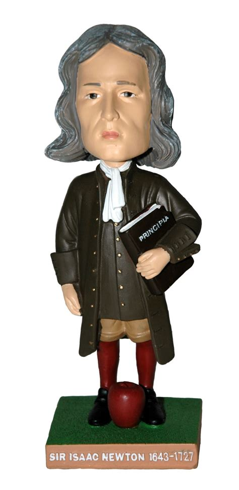 bobblehead collectors sir isaac newton collector bobblehead figurine www