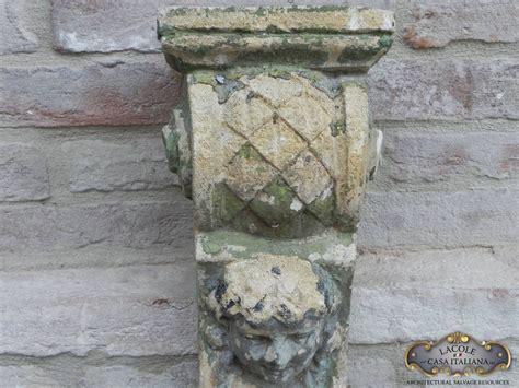 mensola antica mensola antica lacole dettaglio prodotto lacole casa