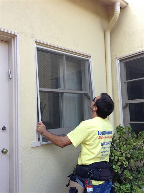 house window screen repair tan window screen job in malibu before the rain screen door and window screen repair