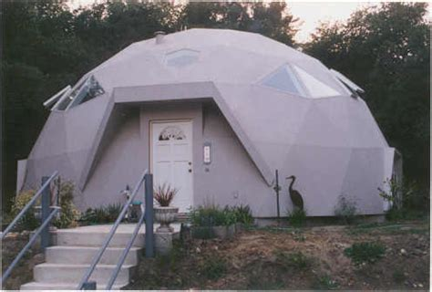 Split Entry Floor Plans Earth Bermed Home Earth Sheltered Home Dome Home Dome