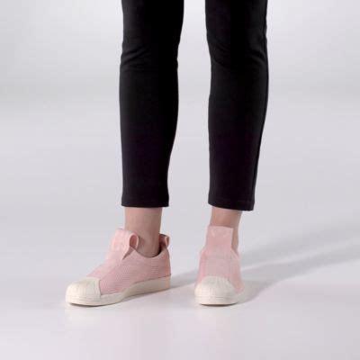 Adidas Slip On Viero superstar bw slip on shoes