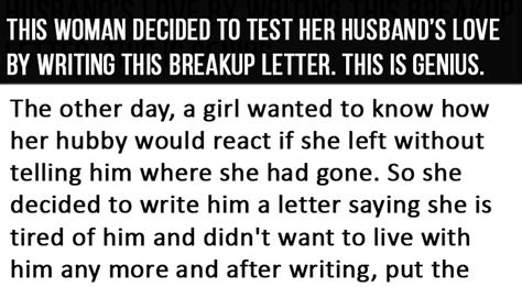 how to write a breakup letter to a friend best reaction to a breakup letter this is genius