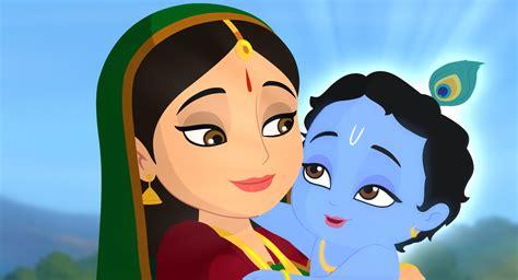 cartoon film of krishna krishna aur kans 3d movie review