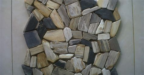 Meja Fosil Kayu kerajinan fosil kayu kerajinan marmer tulungagung