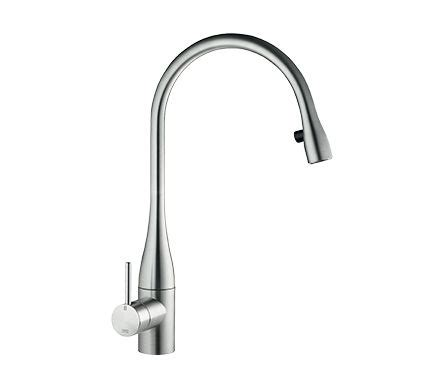 kwc luna kitchen faucet kwc luna pullout sink mixer photo tuck plumbing fixtures
