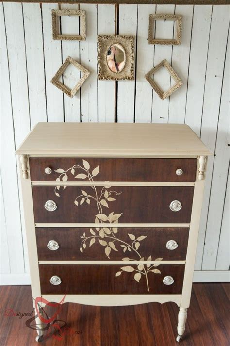 Furniture Stencils by 25 Best Ideas About Stencil Dresser On The