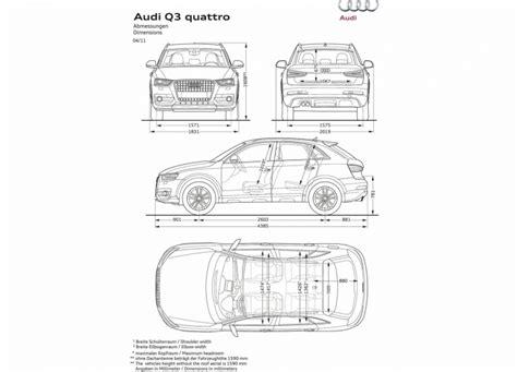 2019 Audi Q3 Dimensions by Information 2019 Audi Q3 Dimensions Tuneup