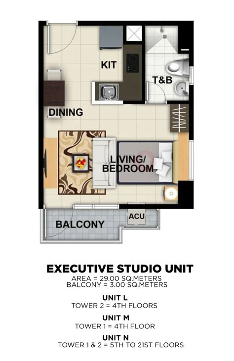 studio type floor plan 100 floor plan studio type rufi golf greens floor