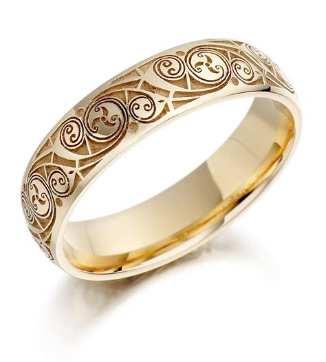 Wedding Bands Gold by S Gold Wedding Bands Declare Yourself Committed With