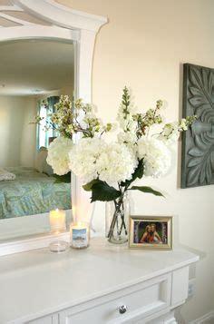 bedroom flower arrangements back order hydrangea orchid silk peonies arrangement in