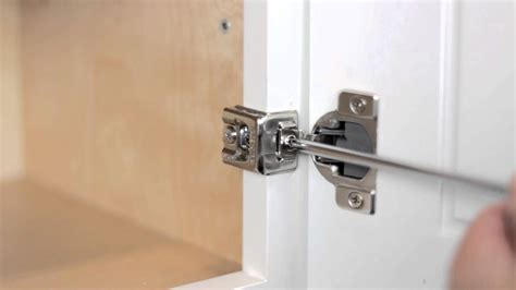 how to install hidden hinges on kitchen cabinets adjusting concealed kitchen cabinet hinges cabinets matttroy