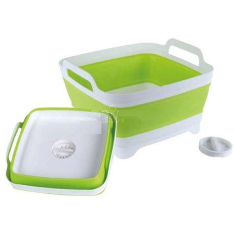 bassine pour bain de si鑒e bassine pliable avec bouchon de vidange pour cing car