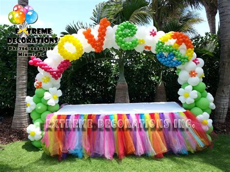 themed decorations uk decorations did this beautiful and colorful peace