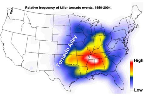 tornado alley texas map earthquake flooding prophecy
