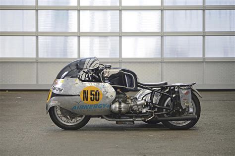 bmw motorcycle 1957 bmw racing kneeler motorcycle