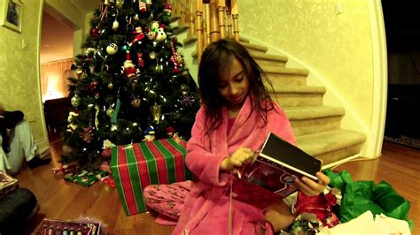 gopr test christmas gift unwrapping  youtube