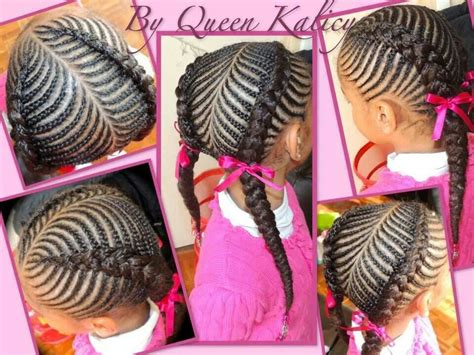 easy african american hairstyles for teens braids braids pinterest hair style kid hairstyles