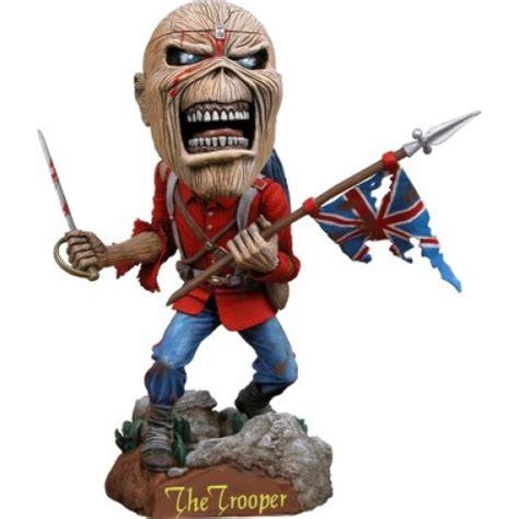 Iron Booblehead iron maiden eddie trooper 8 knocker bobble neca iron maiden eddie trooper 8