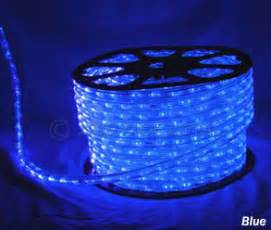 led lights by the foot 120 volt 1 2 inch led rope light tri lighitng inc