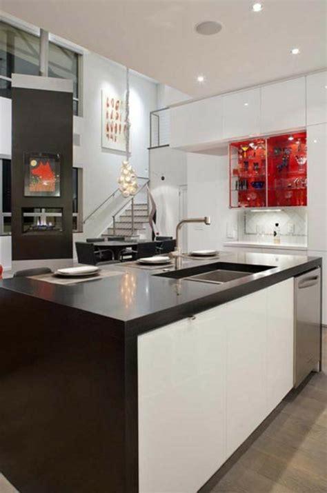 küchengestaltung modern 50 moderne k 252 chengestaltung ideen trendy und klassische