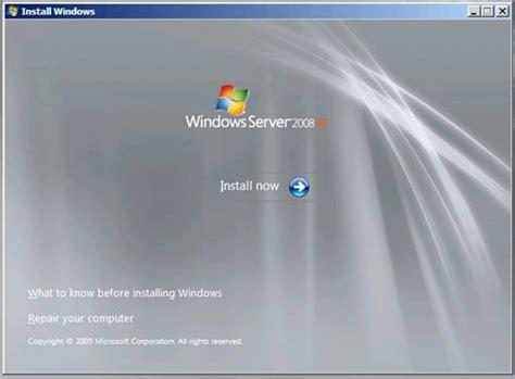 installing xp on windows server 2008 r2 running windows server 2008 r2 installing and creating