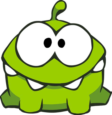 cut the rope's om nom is getting its own virtual pet app