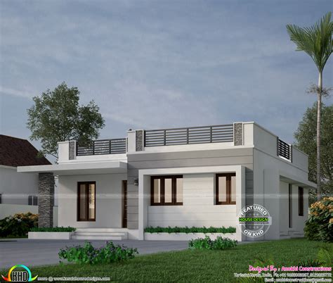 house budget plan 28 10 lakhs budget house plan 10 lakhs budget house plans in kerala arts april
