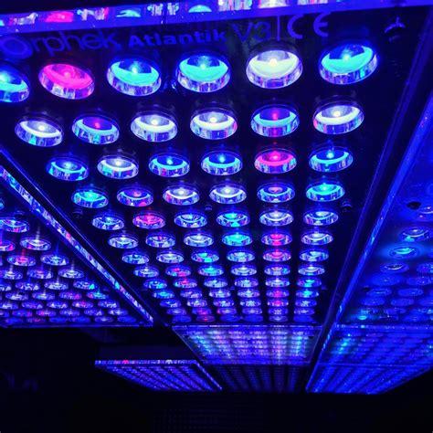 illuminazione a led acquario acquario di illuminazione a led orphek dell acquario di