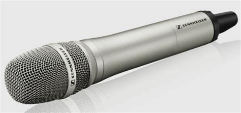 Mic Microphone Sennheiser Skm 3000 Vokal Artis recent wireless technology series sennheiser 2000 series prosoundweb