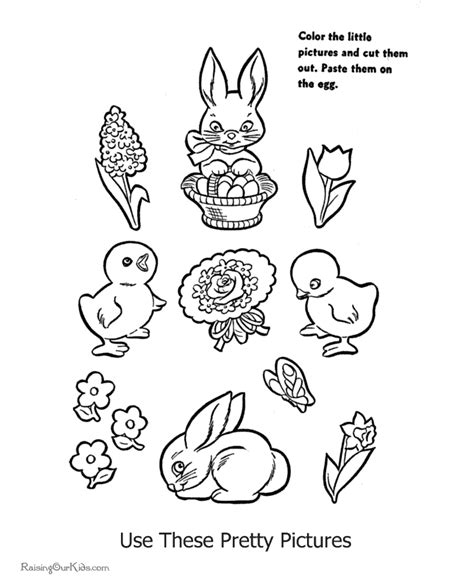 free prschool coloring pages and crafts