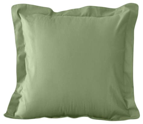 size tailored pillow sham in surf by ab lifestyles