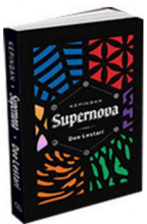 Kepingan Supernova by Bukukita Kepingan Supernova Non Ttd