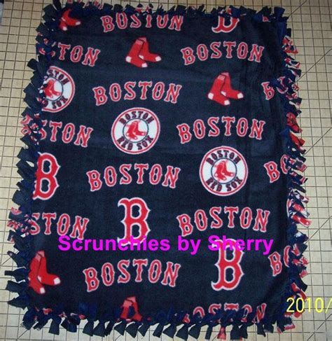 Boston Sox Baby Blanket by Mlb Boston Sox Navy Fleece By