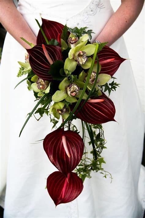 mazzi di fiori originali foto bouquet tipo di fiori orchidee