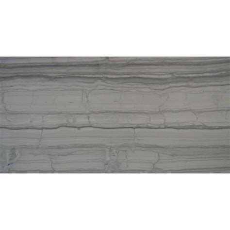 athens grey 12 in x 24 in polished marble floor and wall