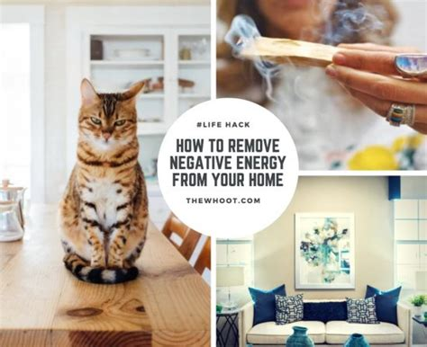 removing negative energy remove negative energy from your home video tutorial