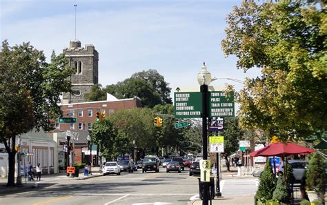 Jersey Address Finder Downtown Looking Northwest On South Morristown Nj New Jersey Real Estate