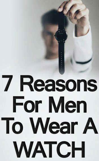 7 Reasons I To Boys by 7 Reasons To Wear A Why You Should Start Wearing A