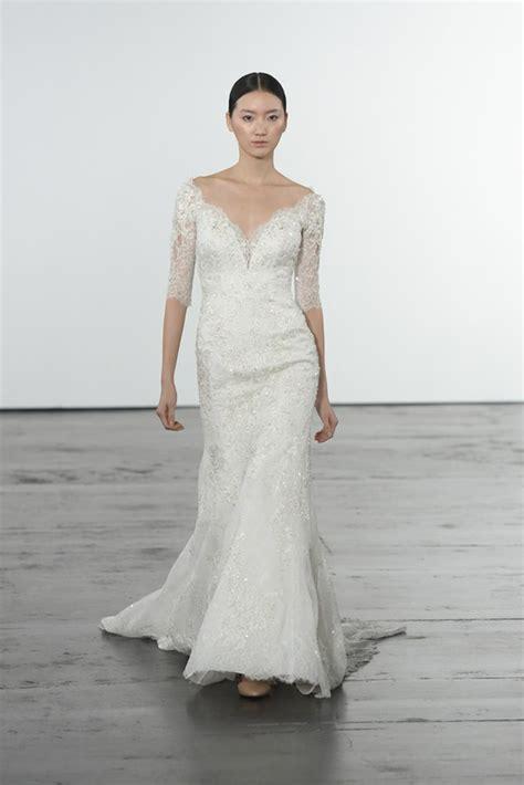 Almera Dress 2018 sleeved wedding gowns