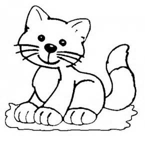 preschool coloring pages cats cat coloring pages for kids preschool and kindergarten