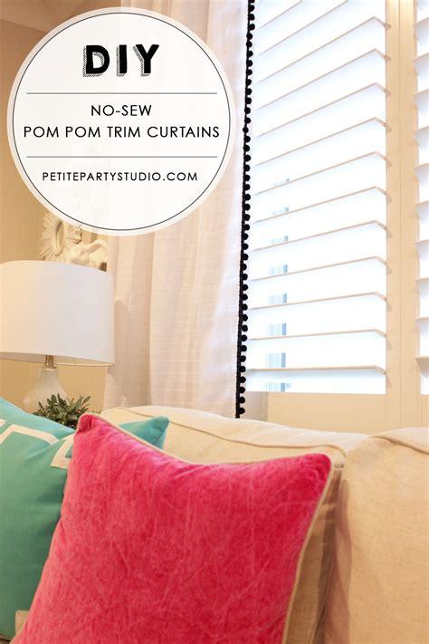 Pom Pom Curtain Panels Inspiration Pom Pom Curtain Pom Pom Curtain Panels Inspiration Pom Poms An Eclectic Eccentric Handmade