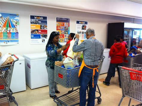 Ohio Food Pantry by Outreach At Lutheran Social Services Columbus